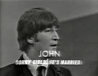 John Lennon Married