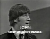 John Lennon Married